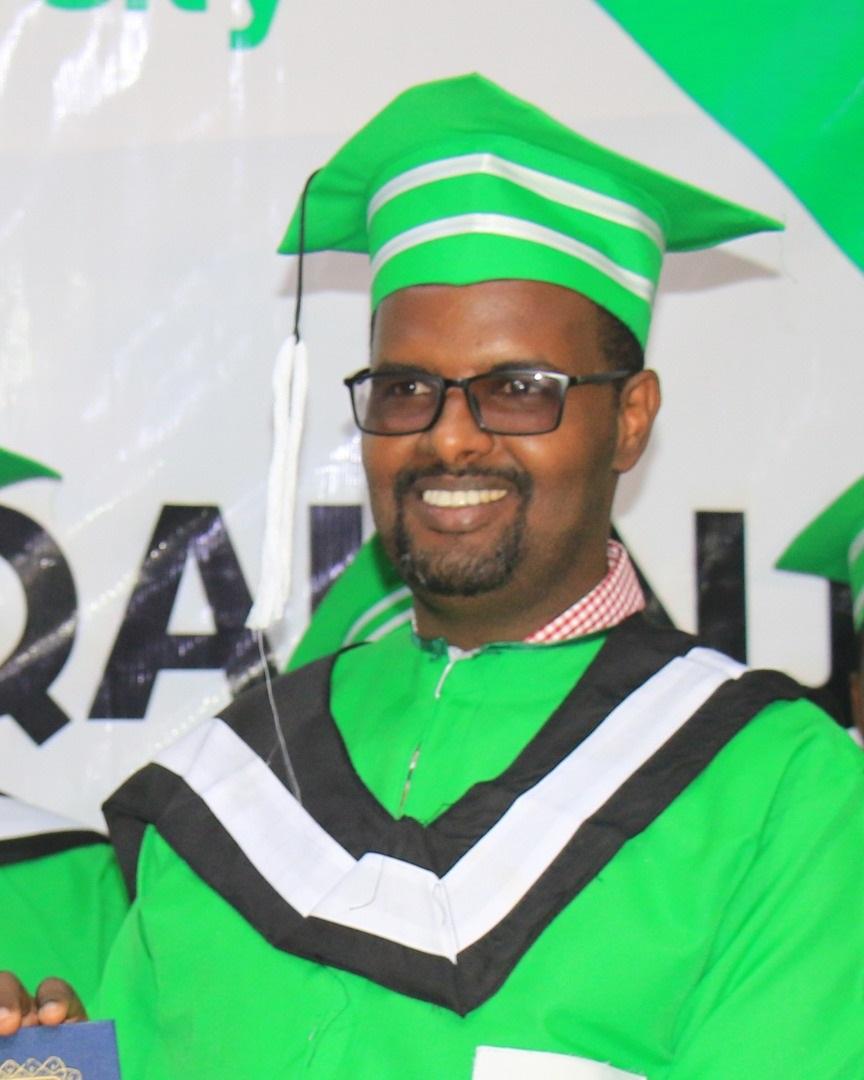 Dr Abdirizak Yusuf Ahmed