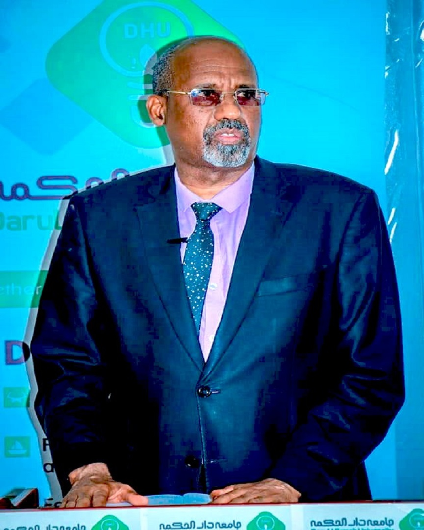 Dr. Hassan Sheikh Ali Nor
